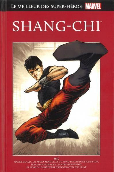 Marvel comics - Le meilleur des super-héros  (Hachette) 53 Shang-Chi