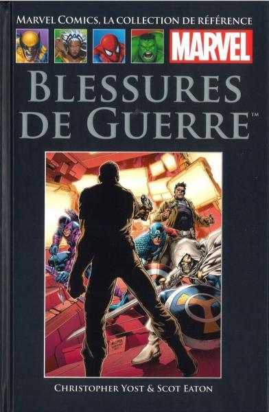 Marvel Comics - La collection (Hachette) 102 Blessures de guerre