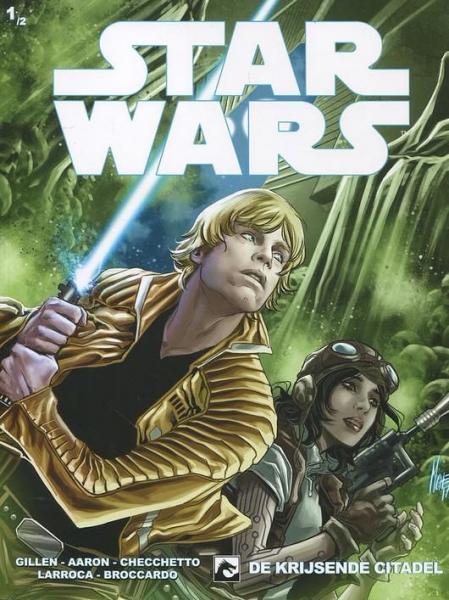Star Wars (2 - Dark Dragon Books) 13 De krijsende citadel, Deel 1