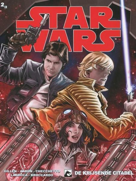 Star Wars (2 - Dark Dragon Books) 14 De krijsende citadel, Deel 2