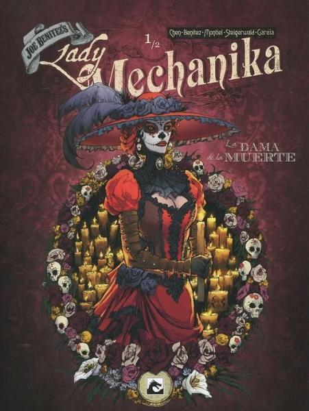 Lady Mechanika: La dama de la muerte (Dark Dragon) 1 Deel 1