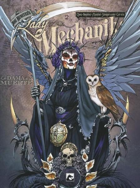Lady Mechanika: La dama de la muerte (Dark Dragon) 2 Deel 2