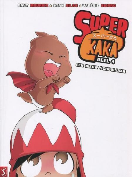 Super kaka 1 Een nieuw schooljaar