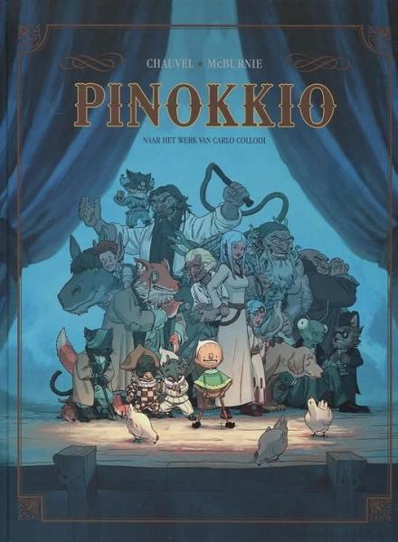 Pinocchio (McBurnie) 1 Pinocchio