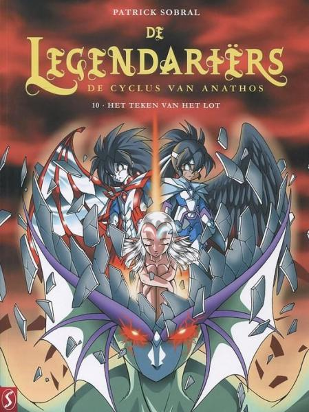 De legendariërs 10 Het teken van het lot