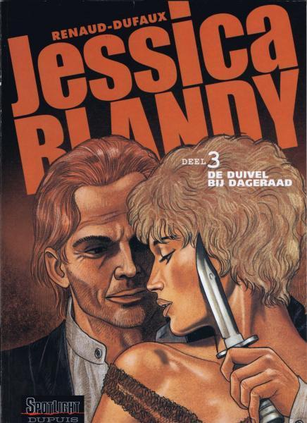 Jessica Blandy 3 De duivel bij dageraad
