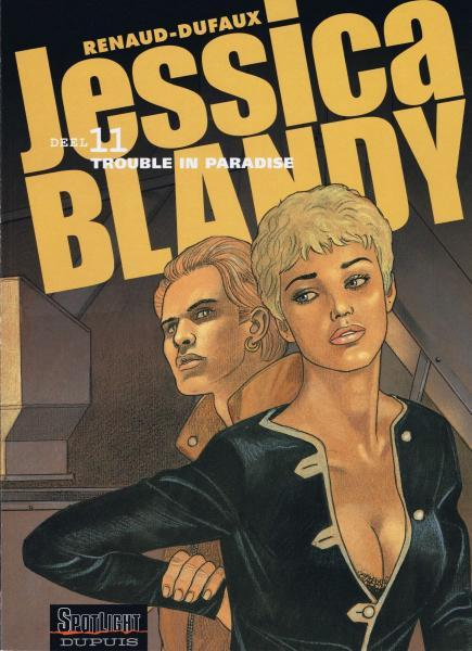 Jessica Blandy 11 Trouble in Paradise