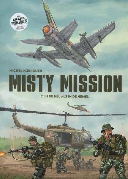 Misty Mission 2 In de hel als in de hemel