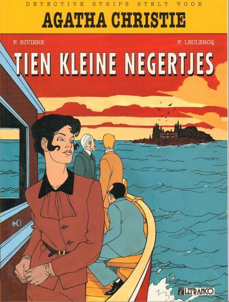 Agatha Christie (Lefrancq) 4 Tien kleine negertjes