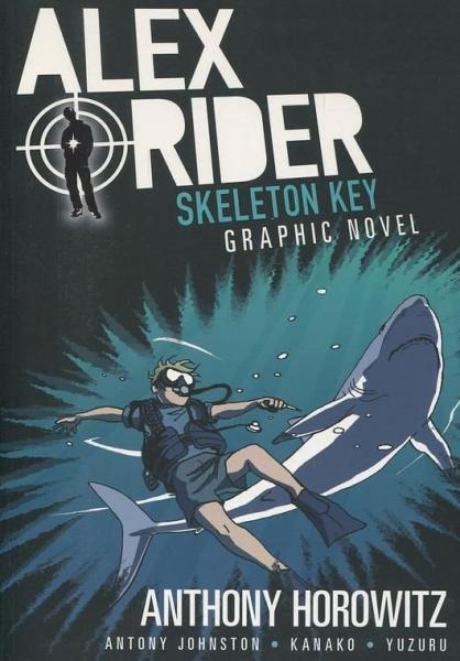 Alex Rider 3 Skeleton Key