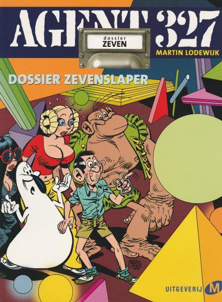 Agent 327 (Uitgeverij M/L) 7 Dossier zevenslaper