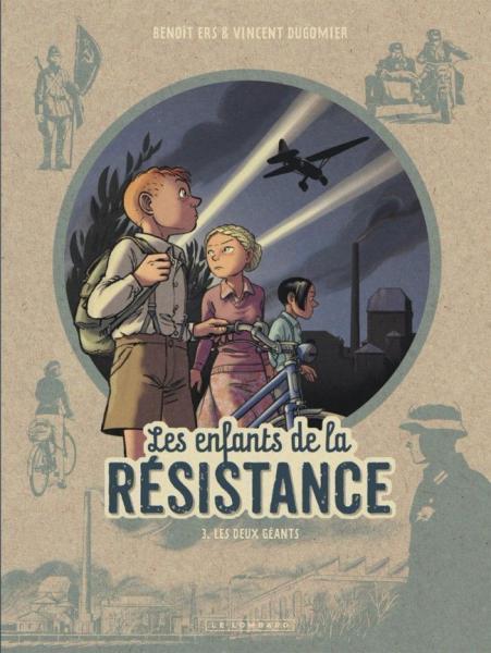 Kinderen in het verzet 3 Les deux géants