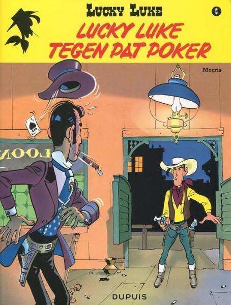 Lucky Luke (Lucky Comics, hernummering) 5 Lucky Luke tegen Pat Poker