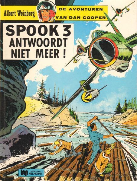 Dan Cooper 10 Spook 3 antwoordt niet meer!