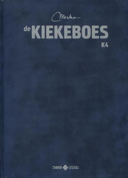 De Kiekeboes 150 K4