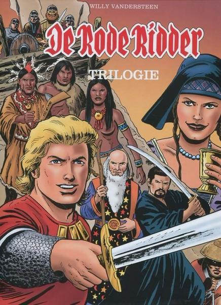 De Rode Ridder INT 18 Trilogie