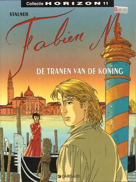 Fabien M. 5 De tranen van de koning
