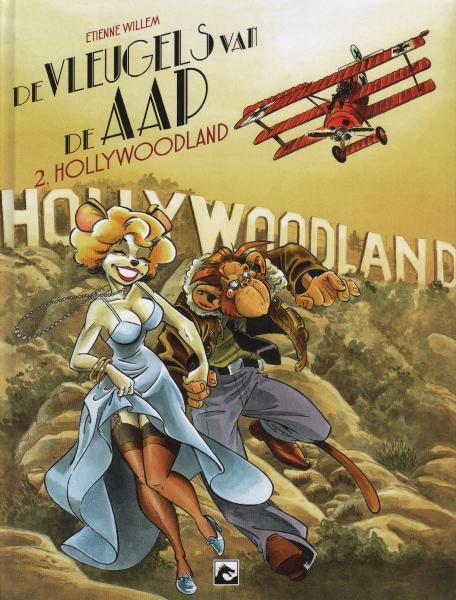 De vleugels van de aap 2 Hollywoodland