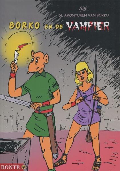 Borko 6 Borko en de vampier