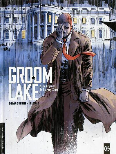 Groom Lake (Dzialowski) 3 La légende de Blarney Stone