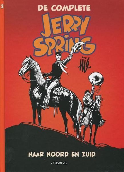 De complete Jerry Spring 2 Naar noord en zuid