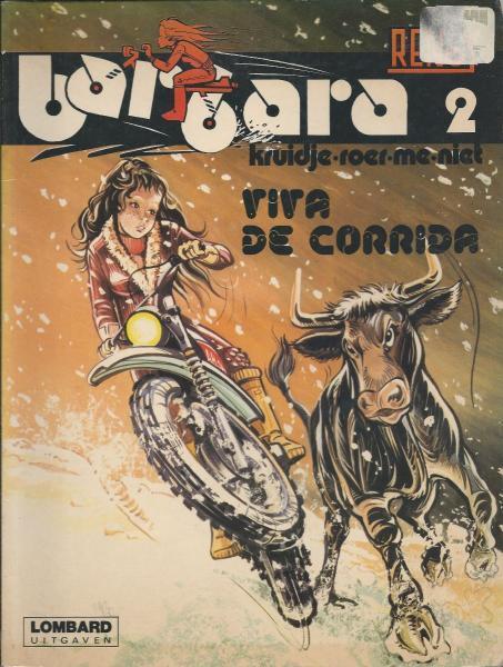 Barbara (Renoy) 2 Viva de corrida