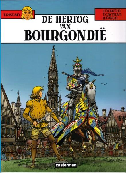 Tristan (Casterman) 12 De hertog van Bourgondië