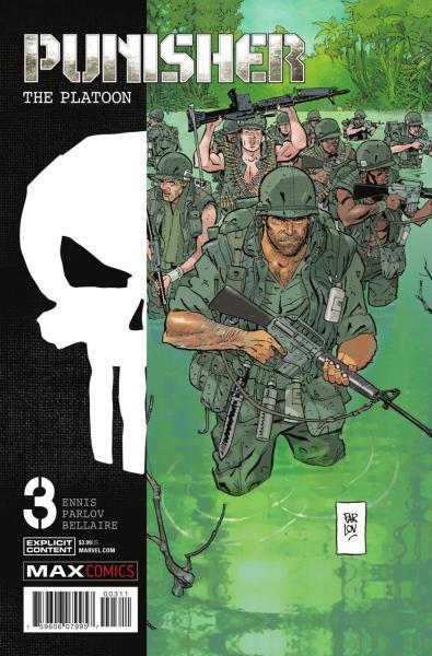 Punisher: The Platoon 3 The Black Rifles