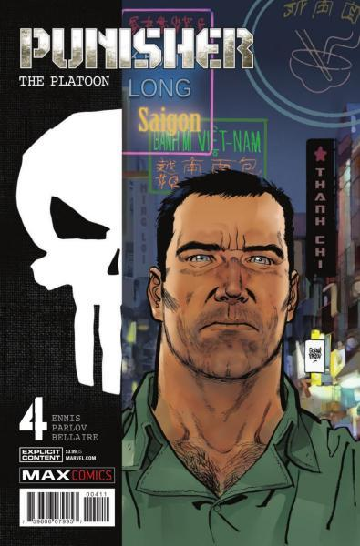 Punisher: The Platoon 4 Absolute Consequences
