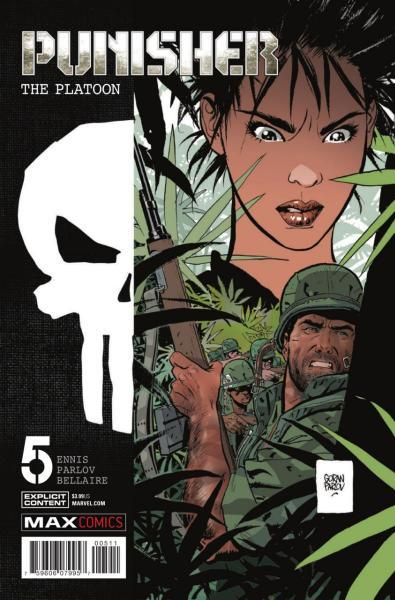 Punisher: The Platoon 5 Deadfall