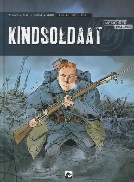 Kindsoldaat 1 1915 - 1916