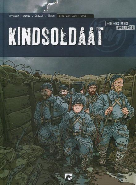 Kindsoldaat 2 1916 - 1917