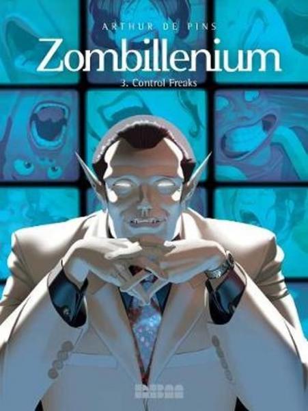 Zombillenium 3 Control freaks