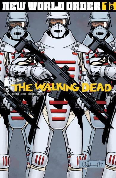 The Walking Dead 175 New World Order
