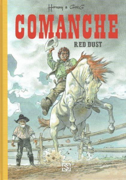 Comanche (Sherpa) 1 Red Dust