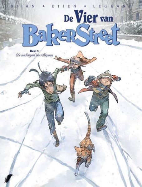 De vier van Baker Street 3 De nachtegaal van Stepney