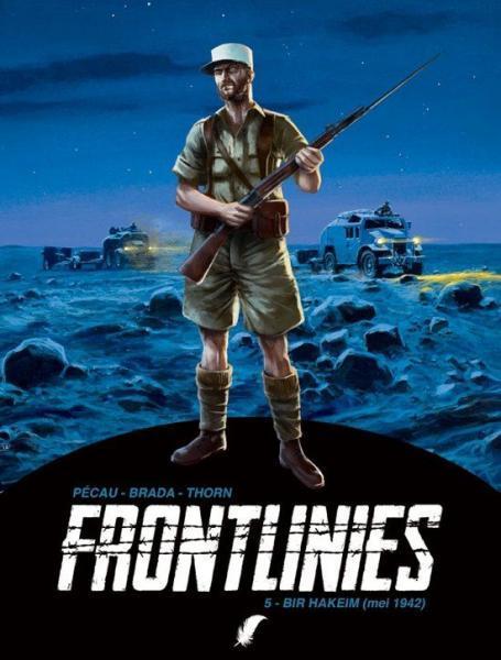 Frontlinies 5 Bir Hakeim (mei 1942)