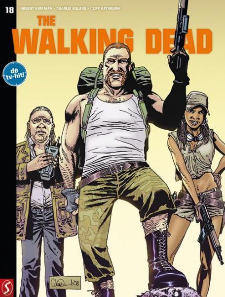 Walking Dead (Silvester) A18 Deel 18