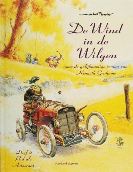 De wind in de wilgen 2 Pad als autocraat