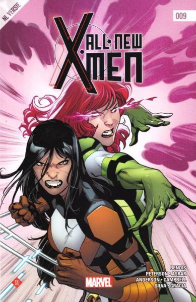 All-New X-Men (Standaard) 9 Deel 9