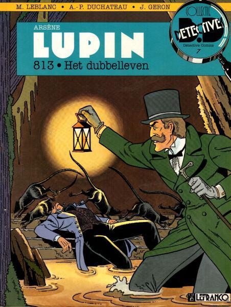 Arsène Lupin (Duchateau) 2 813 . Het dubbelleven
