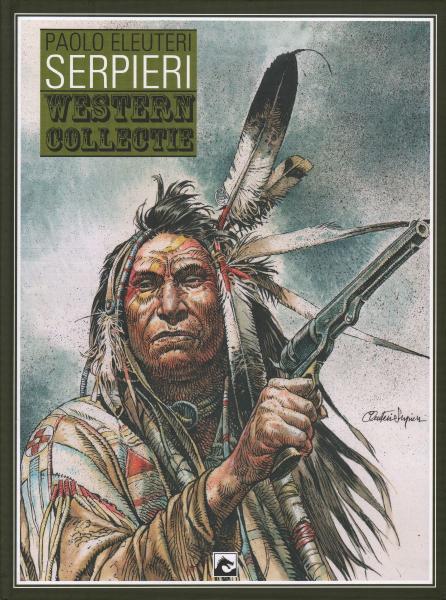 Serpieri's western collectie 1 Vervloekt goud