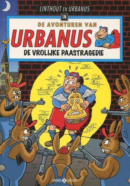 Urbanus 178 De vrolijke paastragedie
