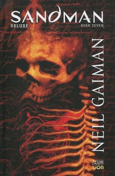 The Sandman (Lion) 7 Boek 7