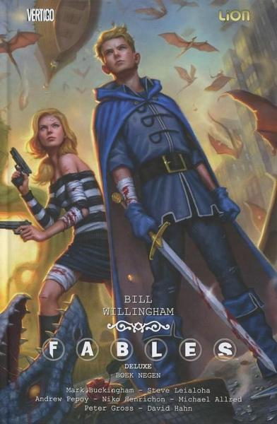 Fables (Lion) 9 Boek 9