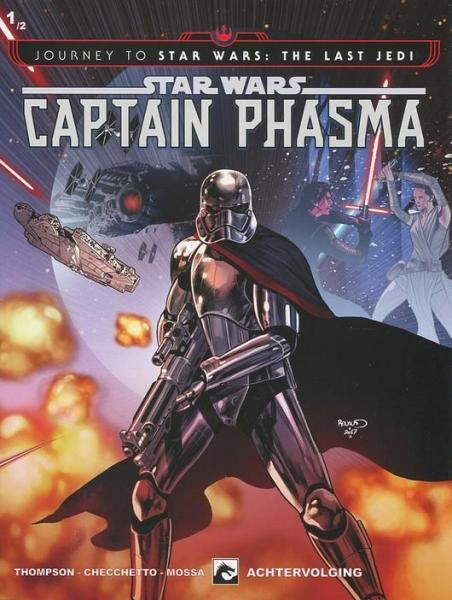 Star Wars: Captain Phasma (Dark Dragon) 1 Achtervolging, deel 1