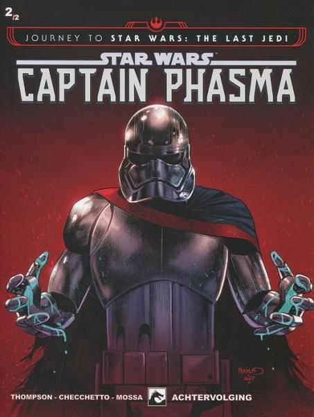 Star Wars: Captain Phasma (Dark Dragon) 2 Achtervolging, deel 2
