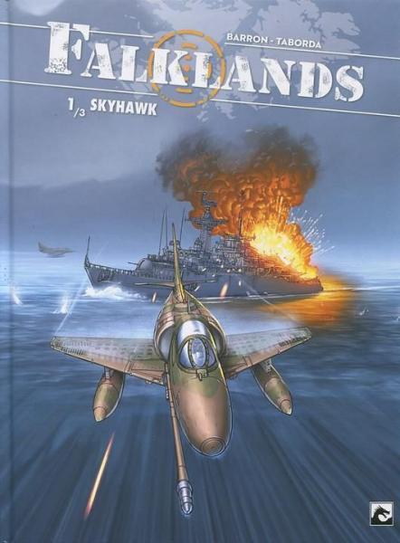 Falklands 1 Skyhawk