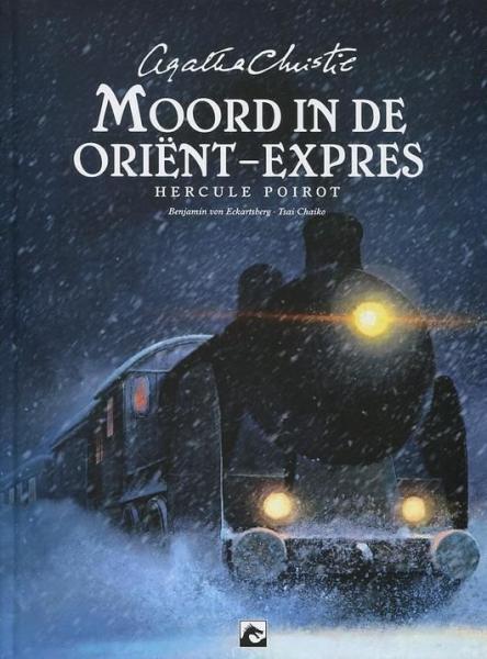 Hercule Poirot 1 Moord in de Oriënt-Expres