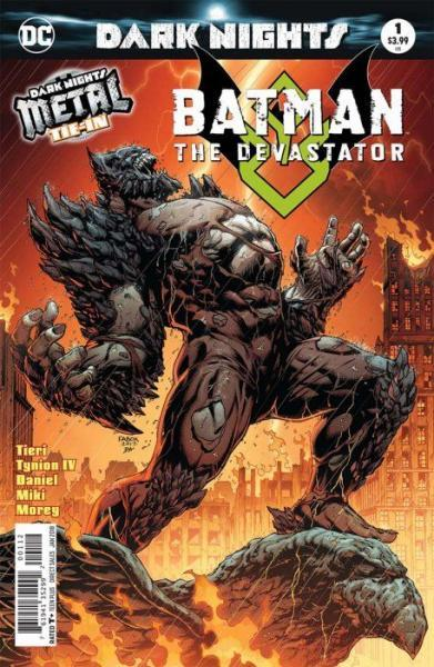 Batman: The Devastator 1 Symphony of Destruction